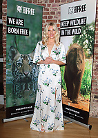 Born Free Raise the Red Flag launch at the Royal Society for Art, London on August 7th 2019<br /> <br /> Photo by Keith Mayhew