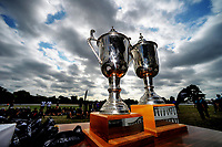 2017 Secondary School Boys' First XI Cup national cricket finals presentations at Fitzherbert Park in Palmerston North, New Zealand on Friday, 8 December 2017. Photo: Dave Lintott / lintottphoto.co.nz