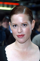 Molly Ringwald, 2002, Photo By John Barrett/PHOTOlink