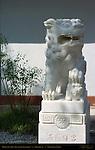 Koma-inu, Shishi, Lion-dog, Kamakura Daibutsu, Kotoku-in Temple, Kamakura, Japan