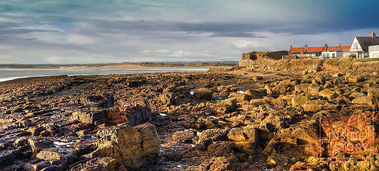 Over the Rocks Beadnell
