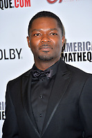 LOS ANGELES, USA. November 09, 2019: David Oyelowo at the American Cinematheque Award Gala honoring Charlize Theron at the Beverly Hilton.<br /> Picture: Paul Smith/Featureflash