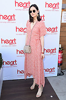 Lilah Parsons<br /> arriving for the launch of new radio station Heart Dance at Global Radio, Leicester Square, London<br /> <br /> ©Ash Knotek  D3513  02/07/2019