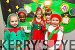 SHOW TIME: Enjoying their annual Christmas concert in the CBS on Tuesday.Pictured Dea Rromany, Kayleigh Oristejolomi, Kelina Lenanska, Lauren Brosnan, Veronica Paprocka