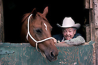 Hall of Fame Cowgirl Bobby Brooks Kramer