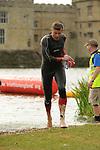 2014-06-28 Leeds Castle Sprint Tri 000 Swim Red TRo