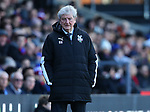 Roy Hodgson manager of Crystal Palace during the Premier League match at Selhurst Park, London. Picture date: 1st February 2020. Picture credit should read: Paul Terry/Sportimage