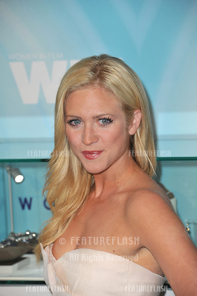 Brittany Snow at the Women in Film 2011 Crystal + Lucy Awards at the Beverly Hilton Hotel..June 16, 2011  Beverly Hills, CA.Picture: Paul Smith / Featureflash