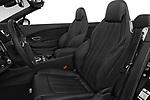 Front seat view of 2015 Bentley Continental GTC  Base 2 Door Convertible front seat car photos
