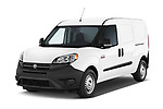 2018 Ram Promaster City Tradesman Cargo 4 Door Cargo Van angular front stock photos of front three quarter view