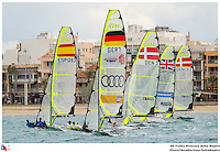 44 Trofeo Princesa Sofia Mapfre, Medal Race, day 6