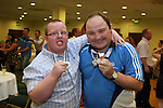 Jason Kierans with Brendan Carroll at the Special Olympics Summer Party in the Boyne Valley Hotel...Photo NEWSFILE/Jenny Matthews.(Photo credit should read Jenny Matthews/NEWSFILE)....This Picture has been sent you under the condtions enclosed by:.Newsfile Ltd..The Studio,.Millmount Abbey,.Drogheda,.Co Meath..Ireland..Tel: +353(0)41-9871240.Fax: +353(0)41-9871260.GSM: +353(0)86-2500958.email: pictures@newsfile.ie.www.newsfile.ie.FTP: 193.120.102.198.