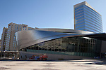 March 6, 2010. Charlotte, North Carolina.. Over the last year, several museums and cultural institutions have opened within a 5 block radius of each other, adding another facet to downtown Charlotte..  The NASCAR Hall of Fame is slated to open in May of 2010.