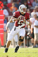 18 November 2006: T.C. Ostrander during Stanford's 30-7 loss to Oregon State at Stanford Stadium in Stanford, CA.
