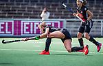 AMSTELVEEN  -  Lauren Stam (A'dam)   Hoofdklasse hockey dames ,competitie, dames, Amsterdam-Groningen (9-0) .     COPYRIGHT KOEN SUYK