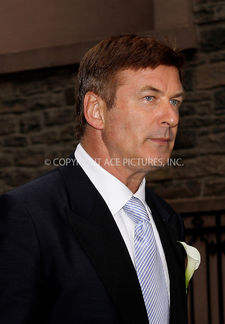WWW.ACEPIXS.COM . . . . .  ....June 30 2012, New York City....Alec Baldwin and Hilaria Thomas got married at St Patricks Old Cathedral on June 30 2012 in New York City....Please byline: NANCY RIVERA- ACEPIXS.COM.... *** ***..Ace Pictures, Inc:  ..Tel: 646 769 0430..e-mail: info@acepixs.com..web: http://www.acepixs.com
