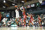 Tulane vs Alabama (WNIT 2016)