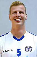 GRONINGEN - Volleybal, selectie Lycurgus 2018-2019, 26-09-2018,  Lycurgus speler Auke van der Kamp