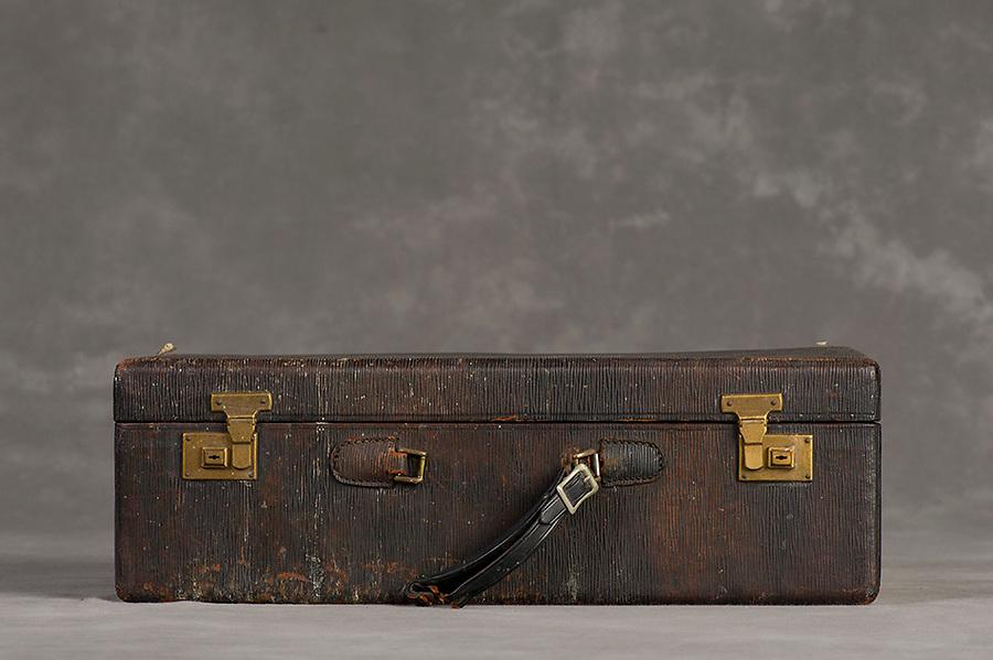 Willard Suitcases / Joseph L / ©2014 Jon Crispin