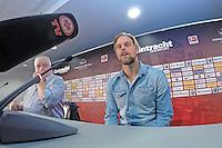 25.09.2014: Eintracht Frankfurt stellt Timo Hildebrand vor