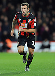 Steve Cook of Bournemouth<br /> - Barclays Premier League - Bournemouth vs Manchester United - Vitality Stadium - Bournemouth - England - 12th December 2015 - Pic Robin Parker/Sportimage