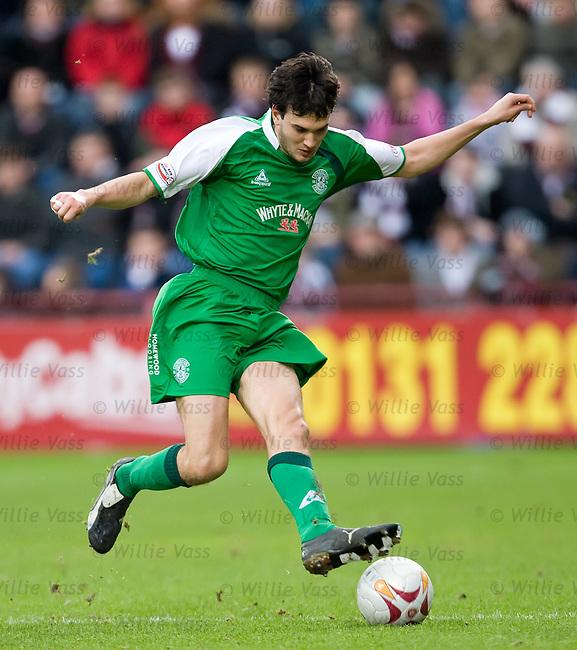 Ian Murray, Hibs
