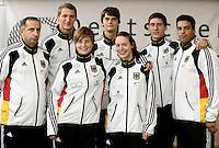 Fechten Fechtsport - Olympiastützpunkt Tauberbischofsheim Fechtzentrum - im Bild: WM Team Mitglieder aus Dormagen . Foto: Norman Rembarz..