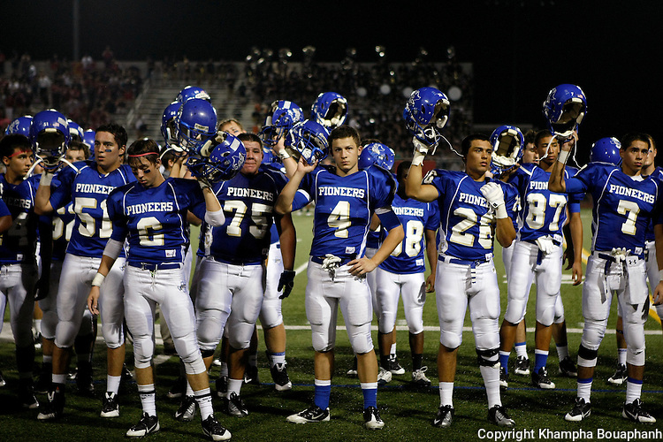 Boswell plays Keller Central in a non-district high school football game at Pioneer Stadium in Fort Worth on Friday, September 6, 2013. Central won 17-3. (photo by Khampha Bouaphanh)