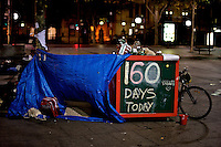 Occupy Sydney Night 160
