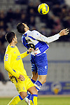 CE Sabadell vs Las Palmas: 1-1 - League Adelante 2011/12 - Season: 21.