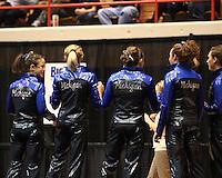 2010 Women's Big Ten Gymnastics Championships Mich
