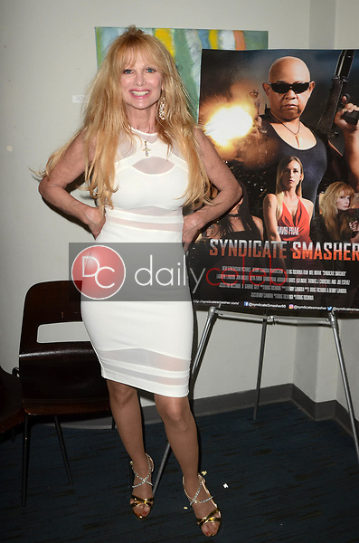 "Laurene Landon<br /> at the ""Syndicate Smasher"" Special Screening, Art Theater, Long Beach, CA 06-25-17<br /> David Edwards/DailyCeleb.com 818-249-4998"