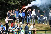 HAREN - Voetbal, Eerste Training FC Groningen  sportpark de Koepel, 01-07-2017,  feestelijk onthaal spelers door fans