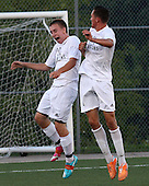 Utica Eisenhower at Lake Orion, Boys Varsity Soccer, 9/4/14