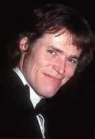 Willem Dafoe 1991<br /> Photo By John Barrett/PHOTOlink