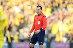 06 December 2015: Referee Jair Marrufo. The Columbus Crew SC hosted the Portland Timbers FC at Mapfre Stadium in Columbus, Ohio in MLS Cup 2015, Major League Soccer's championship game. Portland won the game 2-1.