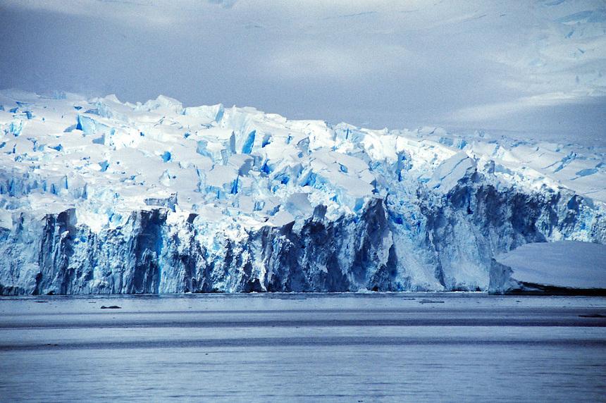 Glacier, Antartica