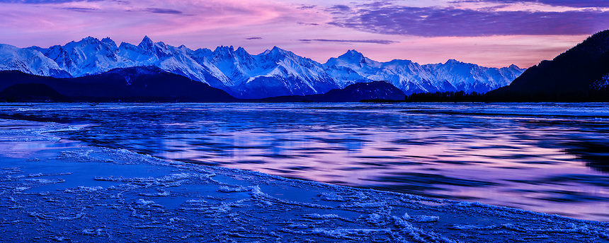 Best Landscape: Chilkat River
