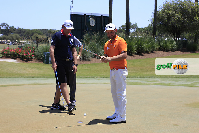 during round 3 of the Players, TPC Sawgrass, Championship Way, Ponte Vedra Beach, FL 32082, USA. 13/05/2016.<br /> Picture: Golffile | Fran Caffrey<br /> <br /> <br /> All photo usage must carry mandatory copyright credit (&copy; Golffile | Fran Caffrey)