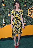 BEVERLY HILLS - OCTOBER 15:  Mandy Moore at the 7th Annual Veuve Clicquot Polo Classic at Will Rogers State Historic Park on October 15, 2016 in Pacific Palisades, California. Credit: mpi991/MediaPunch