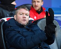 Doncaster Rovers Manager Grant McCann during Portsmouth vs Doncaster Rovers, Sky Bet EFL League 1 Football at Fratton Park on 2nd February 2019