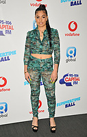 Mabel (Mabel McVey) at the Capital FM Summertime Ball 2018, Wembley Stadium, Wembley Park, London, England, UK, on Saturday 09 June 2018.<br /> CAP/CAN<br /> &copy;CAN/Capital Pictures