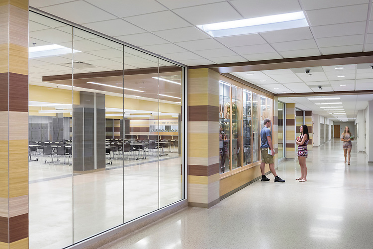 John Marshall High School   Silling Architects