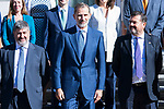 King Felipe VI of Spain in audience with steering committee of MAFEX  . September 26, 2019.. (ALTERPHOTOS/ Francis Gonzalez)