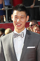 Jeremy Lin at the 2012 ESPY Awards at Nokia Theatre L.A. Live on July 11, 2012 in Los Angeles, California. &copy;&nbsp;mpi20/MediaPunch Inc. *NORTEPHOTO*<br />