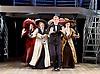 Titanic <br /> at The Charing Cross Theatre, London, Great Britain <br /> press photocall <br /> 3rd June 2016 <br /> <br /> Director Thom Southerland<br /> Musical Staging Cressida Carr&eacute;<br /> Musical Director Mark Aspinall<br /> Set &amp; Costume Designer David Woodhead<br /> Lighting Designer Howard Hudson<br /> Sound Designer Andrew Johnson<br /> <br /> <br /> <br /> Doing the latest rag <br /> the company <br /> <br /> <br /> <br /> Photograph by Elliott Franks <br /> Image licensed to Elliott Franks Photography Services