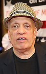 Walter Mosley attends the Broadway Opening Night Performance for 'Michael Moore on Broadway' at the Belasco Theatre on August 10, 2017 in New York City.