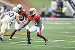 Maryland v William & Mary.Photo by: Greg Fiume