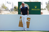 Dale Whitnell (ENG) on the 10th during Round 1 of the Commercial Bank Qatar Masters 2020 at the Education City Golf Club, Doha, Qatar . 05/03/2020<br /> Picture: Golffile | Thos Caffrey<br /> <br /> <br /> All photo usage must carry mandatory copyright credit (© Golffile | Thos Caffrey)