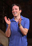 Jeremy Shamos.during the Broadway Opening Night Performance Curtain Call for 'Clybourne Park' at the Walter Kerr Theatre in New York City on 4/19/2012